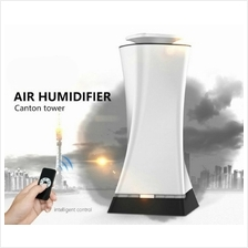 Ultrasonic 3.0L Air Humidifier With Remote Control