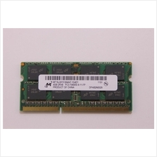 Mix Brand 4Gb DDR-3 soDimm PC3-10600 Notebook Memory - 536726-652