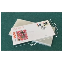 A13 YinShi (殷氏, Taiwan) FDC OPP Bag 115*230+2mm*4C 100pc..