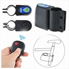 307. Remote Control Bicycle Anti-theft Vibration Alarm