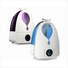 Remote Control 4L Intelligent Humidifier With Touch Control/LCD Screen