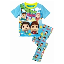 Baby / Children Pyjamas (2Y - 7Y) - Blue Omar Hana Home