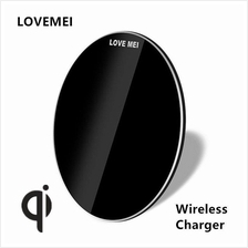 LOVE MEI 10W Fast Charging Wireless Charger Charging Station