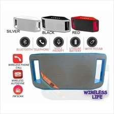 Wster Mini Bluetooth Portable Speaker with TF/AUX/USB/FM/MP3