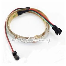 WS2812B RGB Led Strip 50cm (Waterproof)