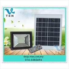 Waterproof 5W Solar Light LED Spot Lighting Garden Light Remote