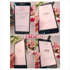 MiA1 / Redmi Note 4 4X 5A Prime 9H 5D FULL Coverage Tempered Glass