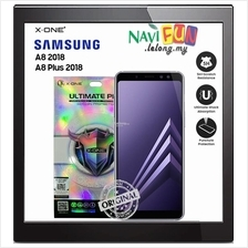 ★ X-One Ultimate Pro Screen Protector Samsung A8 / A8 Plus 2018