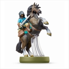 Amiibo Link (Rider) [Breath of the Wild] (The Legend of Zelda series)