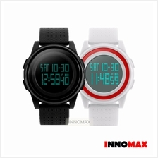 SKMEI Digital Watch 1206 - Super Thin 50m Water Resistance