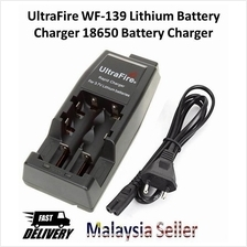 UltraFire WF-139 Lithium Battery Charger 18650 Battery Charger 14500