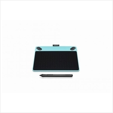 Wacom Intuos Draw Fun Small (Blue) - CTL-490/B0-CX