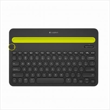 Logitech Bluetooth Multi-Device Keyboard K480 - Black - AP(920-006380)