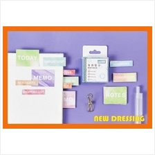 NK210 - Colourful Index Label/Sticker