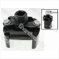 BI-Direction Serrated Jaw Oil Filter Wrench (1103OS)