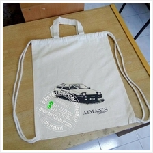 Canvas Bag with Personalized Printing