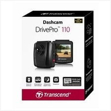 TRANSCEND Digital Camcorder Car 16GB DRIVEPRO 110M (TS16GDP110M)