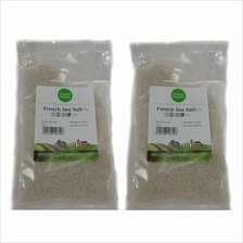 Simply Natural French Sea Salt 2 x 200g