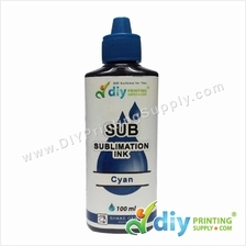 Sublimation Ink (Cyan) (100 ml/btl)