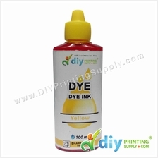 Dye Ink (Yellow) (100 ml/btl)