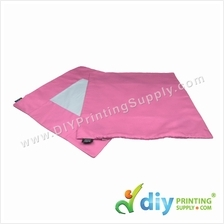 Cushion Cover (Square) (Pink) (40 x 40cm)