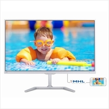 PHILIPS Monitor LED PLS 23.6' 246E7QDAB (VGA/DVI/HDMI/MHL/VESA) WHITE