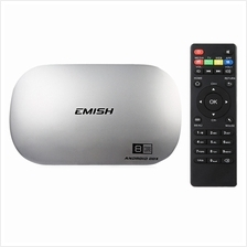TV BOX S905 RK3368 OCTA CORE 2.0GHZ 64BIT (US PLUG/ EU PLUG)