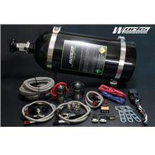 WORKS ENGINEERING EFI Single Nozzle Wet Nitrous Oxide System Kit (NOS)