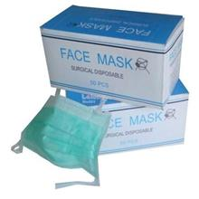 Disposable Face Mask 3ply Tie On Type Non Woven (50pcs)