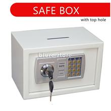 Safe box High Quality Digital Safety box with top hole
