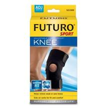 FUTURO SPORT ADJUSTABLE KNEE SUPPORT 09039ENT X 2 sets