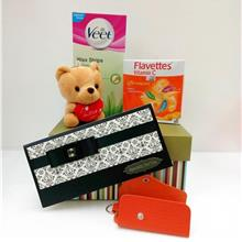 Valentine's Gift Set with Flavettes Vitamin C 1000mg