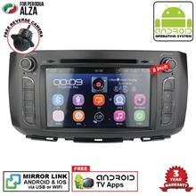PERODUA ALZA 8' FULL ANDROID Double Din GPS DVD Mirror Link Player