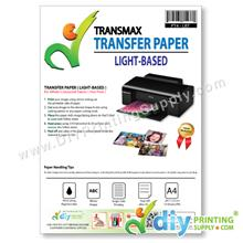Transfer Paper (Light-Based) (A4) (Transmax) (10 sheets/pkt)