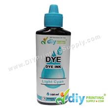 Dye Ink (Light Cyan) (100 ml/btl)