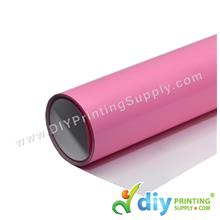 PU Vinyl Transfer Film (Light Pink) (100cm x 50cm)