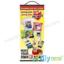 Promotional Bunting for Gift Ideas (2' x 6')