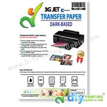 Transfer Paper (Dark-Based) (A4) (Neenah) (3G Jet) (10 sheets/pkt)