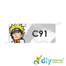 Name Sticker (Medium) (4,000pcs) (20m) [Naruto]