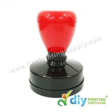 Rubber Stamp Chop (Round) (Self Inking) [Adjustable] (5.1cm) (XXL)