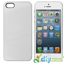 Apple Casing (iPhone 5/5S/SE) (Plastic) (White)*