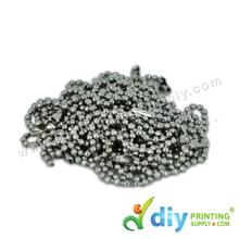 Bead Chain (Stainless Steel) (6) (100 pcs/pkt)