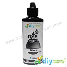 Dye Ink (Black) (100 ml/btl)