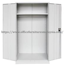 Steel Wardrobe Full Height Cabinets OFM199 batu caves sunway subang KL