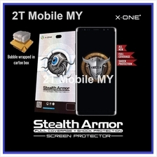 Samsung Note FE X-One Case Friendly Stealth Armor Screen Protector