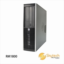 "REFURBISHED HP ELITE 8300 SFF CPU OFFICE SET WITH 24 "" AOC LED FUL"