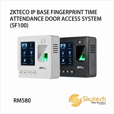 ZKTECO IP BASE FINGERPRINT TIME ATTENDANCE DOOR ACCESS SYSTEM (SF100)