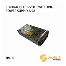 CENTRALISED 12VDC SWITCHING POWER SUPPLY 8.5A