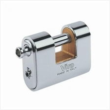 VIRO 4115 PANZER ARMOURED PADLOCK 62MM C/W KEYS