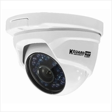 KGUARD CCTV Indoor Dome IR Camera 1080P (DA812FPK)
